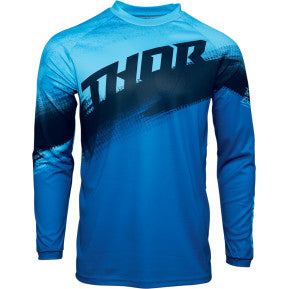 THOR Sector Vapor Jersey - Blue/Midnight