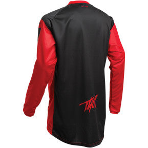 THOR Youth Sector Link Jersey - Red
