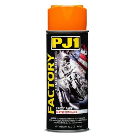 11oz Aerosol KTM Orange Pre 17 Paint