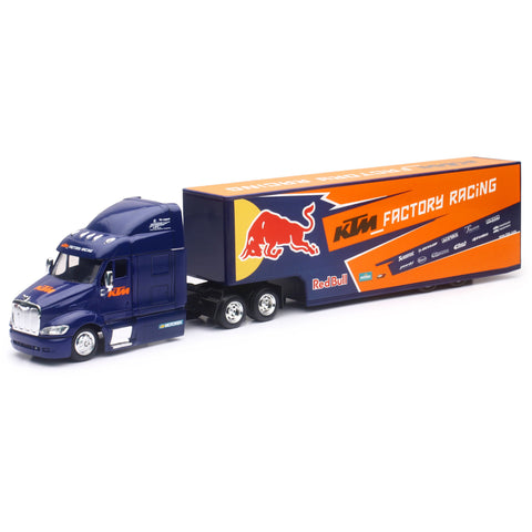 NEW-RAY REPLICA 1:4317 RED BULL KTM RACE TRUCK