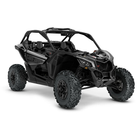 NEW-RAY 1:18 SCALE CAN-AM MAVERICK X3 X TURBO BLACK