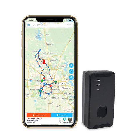 GPS Tracker With A Twin Magnet Case - Big Aroha