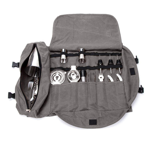 Travel Bartender Bag Tools Online - Big Aroha