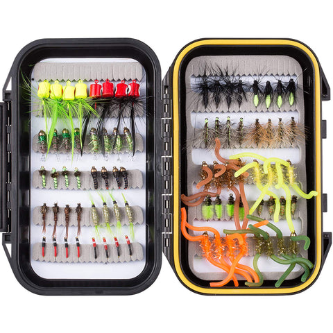 Fishing Flies Kit Multiple Quantities Available In Online - Big Aroha