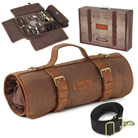 Travel Bartender Kit Bag with Bar Tools Online - Big Aroha