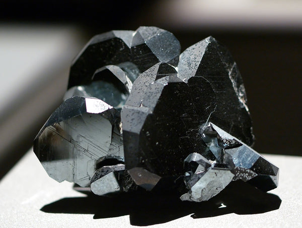 Hematite stone for physical & emotional healing
