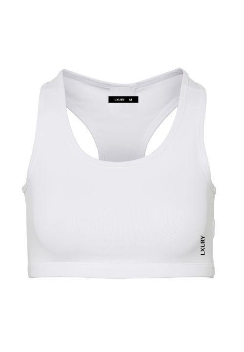 Athletic Cool Crop Top (Women) - LXURY