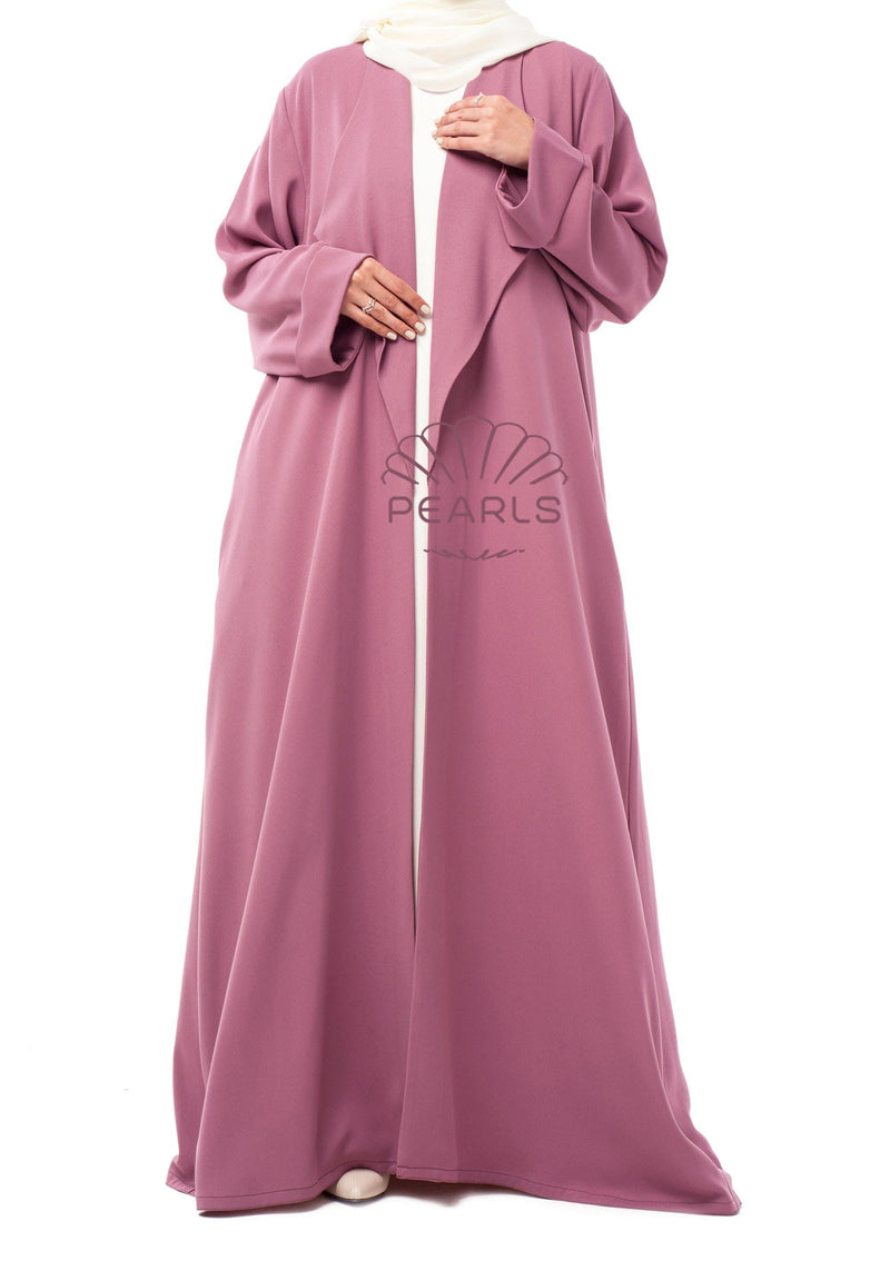 Simple Abaya Dubai Rose - Pearls Dubai