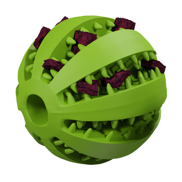 Zenify Pets Interactive Dog Toy Treat Ball