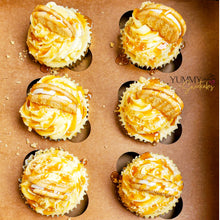 Load image into Gallery viewer, Cheesecake Cupcakes - Half Dozen (6)