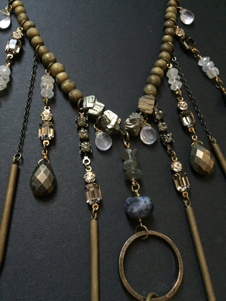 + NOMAD NECKLACE +