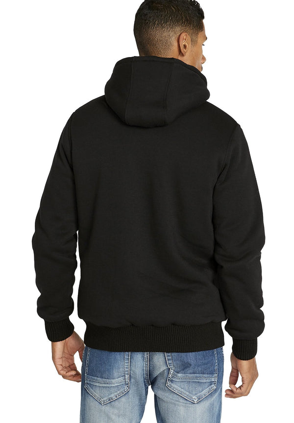 Buffalo David Bitton Fasox Sweatshirts Color BLACK BM21879