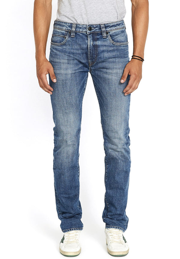Buffalo David Bitton Six Jeans Color INDIGO BM22607