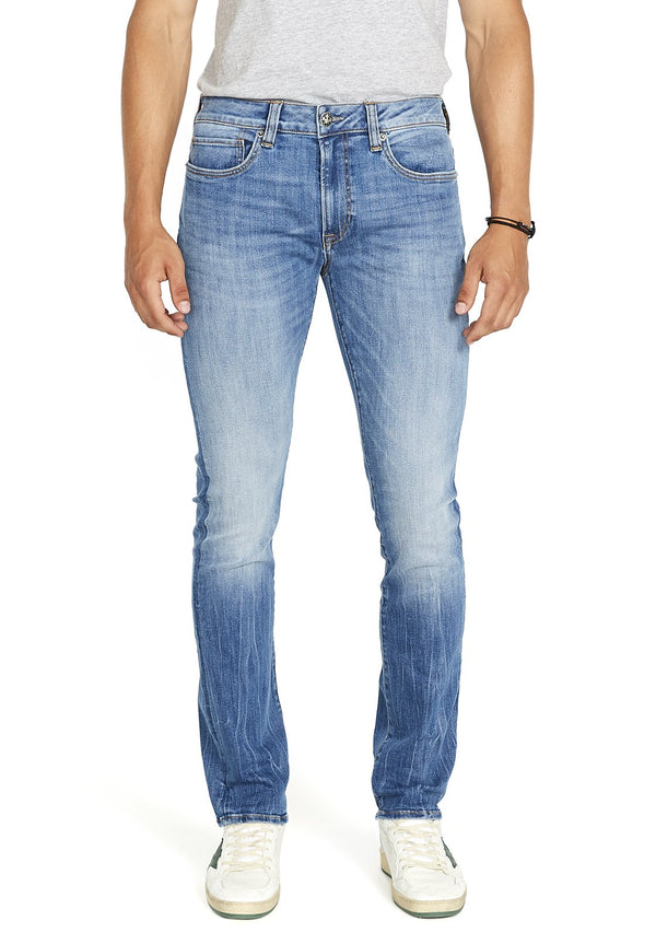 Buffalo David Bitton Ash Jeans Color INDIGO BM22611