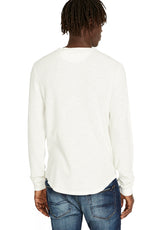 Kasory Long Sleeve Henley Top - BM23157