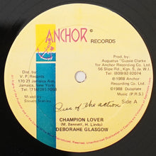 "Load image into Gallery viewer, Deborahe Glasgow ‎– Champion Lover (12"")"