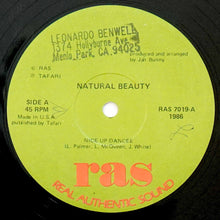 "Load image into Gallery viewer, Natural Beauty ‎– Nice Up Dancee / You Wanna Be Loved (12"")"