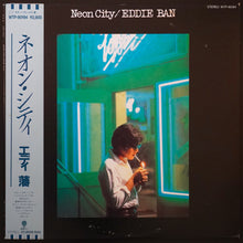 Load image into Gallery viewer, Eddie Ban - Neon City (LP)