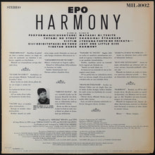Load image into Gallery viewer, Epo - Harmony (LP)