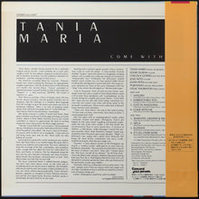 Load image into Gallery viewer, Tania Maria - Come With Me (LP)