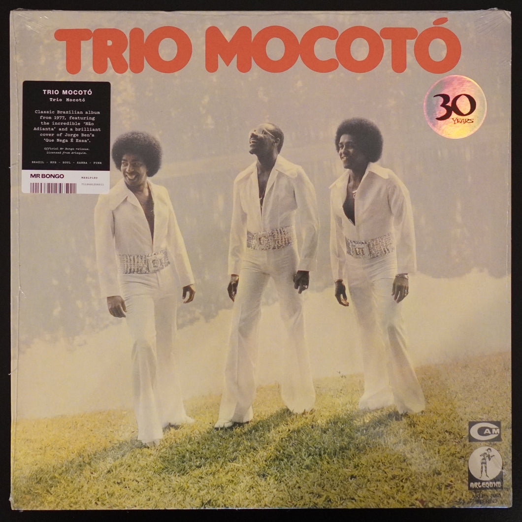 Trio Mocotó - S/T (LP) - SEALED
