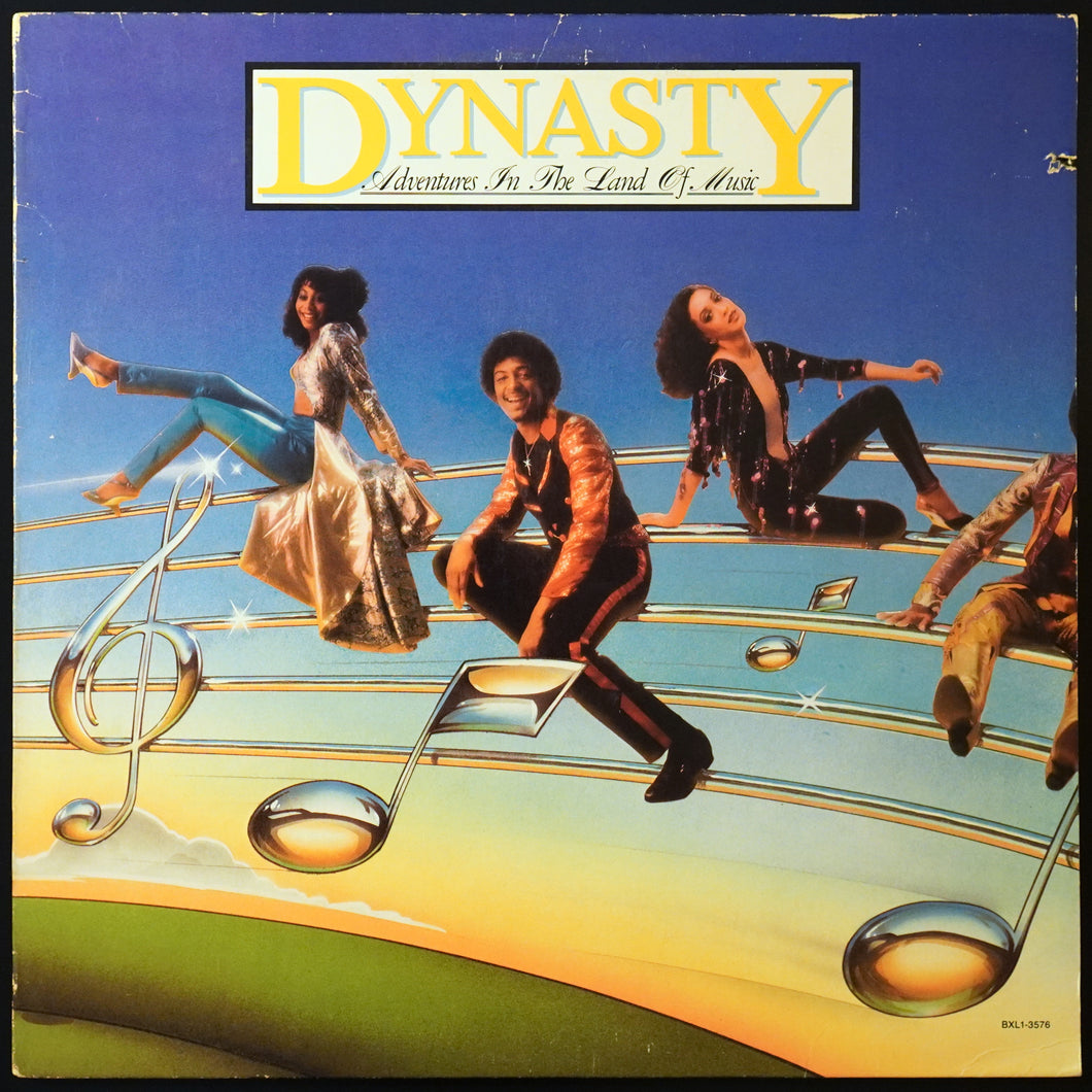 Dynasty - Adventures in the Land of Music (LP)