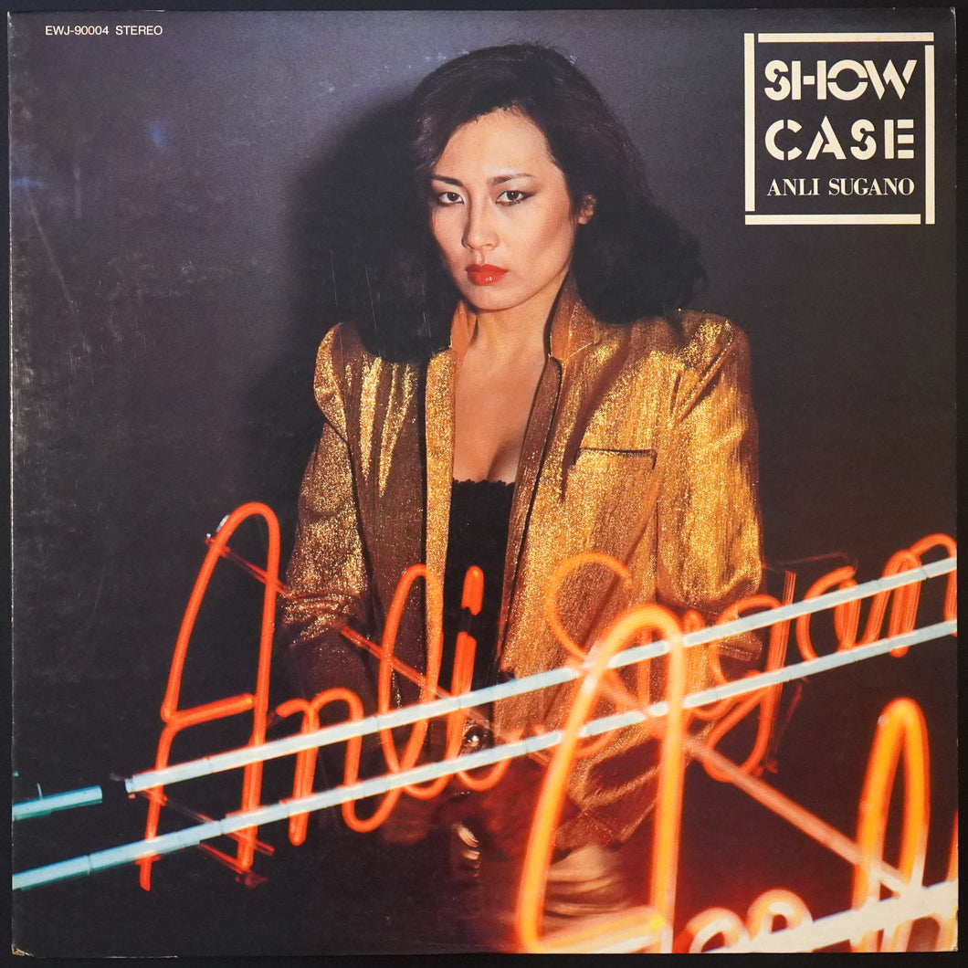 Anli Sugano - Show Case (LP)