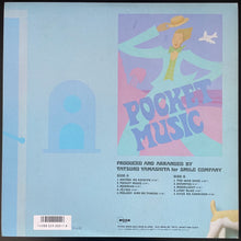 Load image into Gallery viewer, Tatsuro Yamashita - Pocket Music (LP)