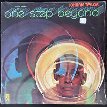 Load image into Gallery viewer, Johnnie Taylor - One Step Beyond (LP)