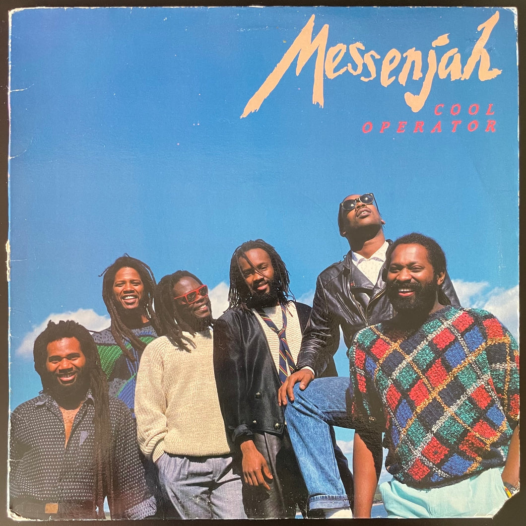 Messenjah ‎– Cool Operator (LP)