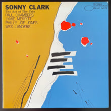 Load image into Gallery viewer, Sonny Clark ‎– The Art Of The Trio (LP)