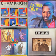 Load image into Gallery viewer, Champaign, O'Neal, Dazz & Jamm 4xLP Bundle