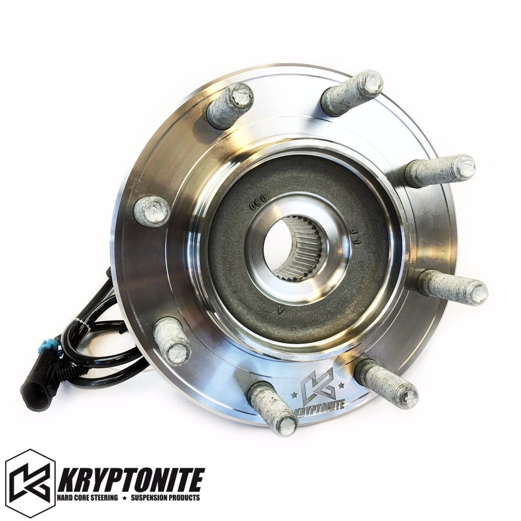 KRYPTONITE LIFETIME WARRANTY WHEEL BEARING 2001-2010 GM TRUCK 1500/2500/3500 SRW