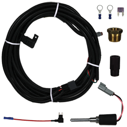 FASS TITANIUM SERIES OPTIONAL ELECTRIC DIESEL FUEL HEATER KIT