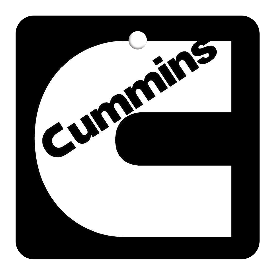 Cummins Dark Ice Air Freshener