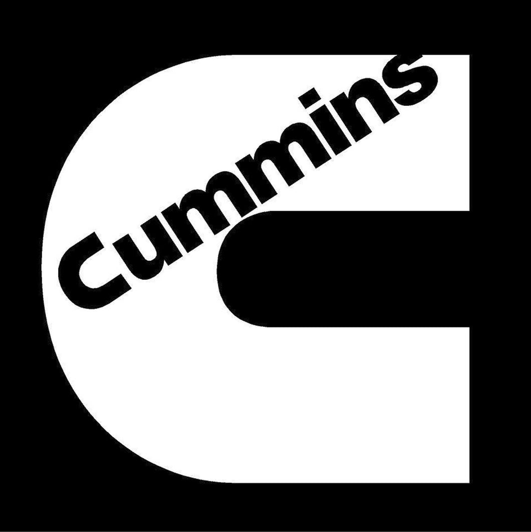 Cummins Vinyl Decal