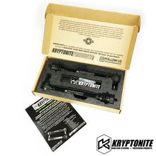 Load image into Gallery viewer, KRYPTONITE DEATH GRIP TIE RODS 2011-2020 GM 2500-3500HD TRUCKS