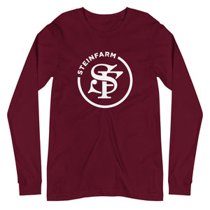 Load image into Gallery viewer, STEINFARM Incognito Logo Long Sleeve Tee