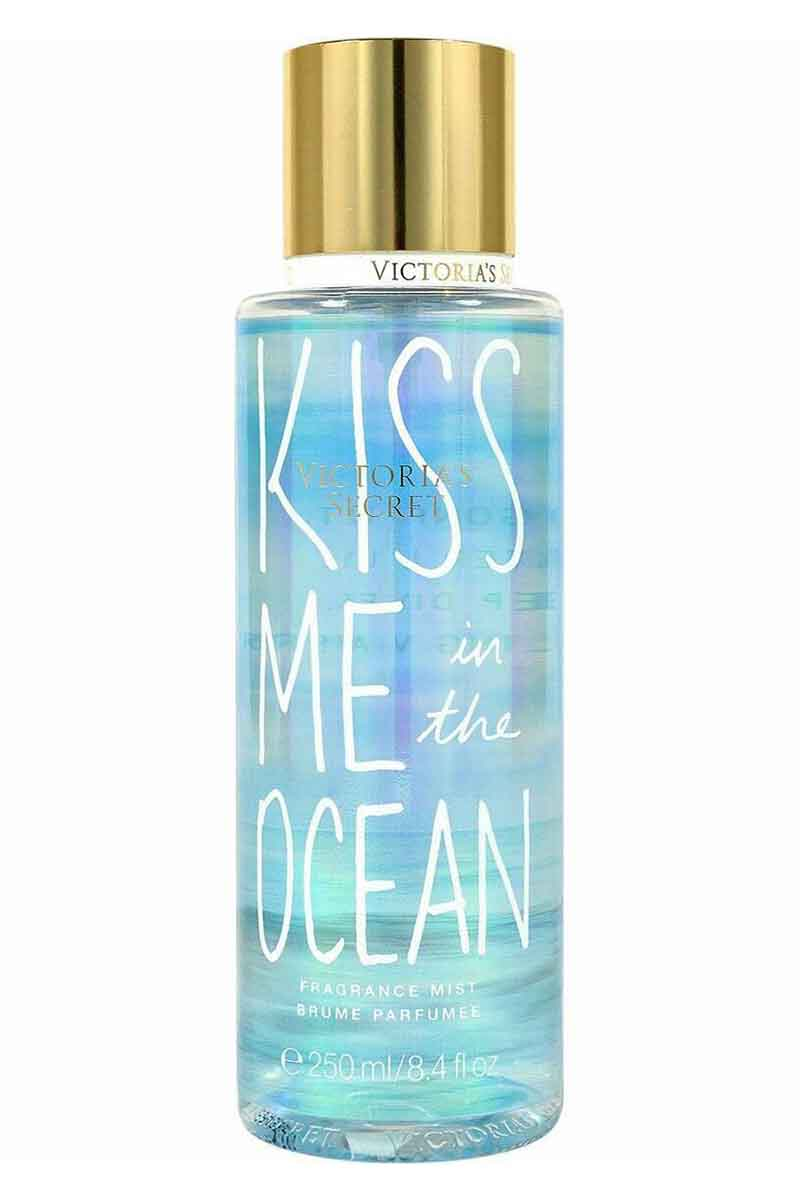 Victoria's Secret Kiss Me In The Ocean Fragance Mist For Woman 250 ml
