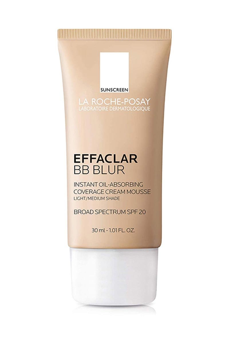 LA ROCHE POSAY EFFACLAR  Crema BB Light/Medium para piel grasa 30 ml