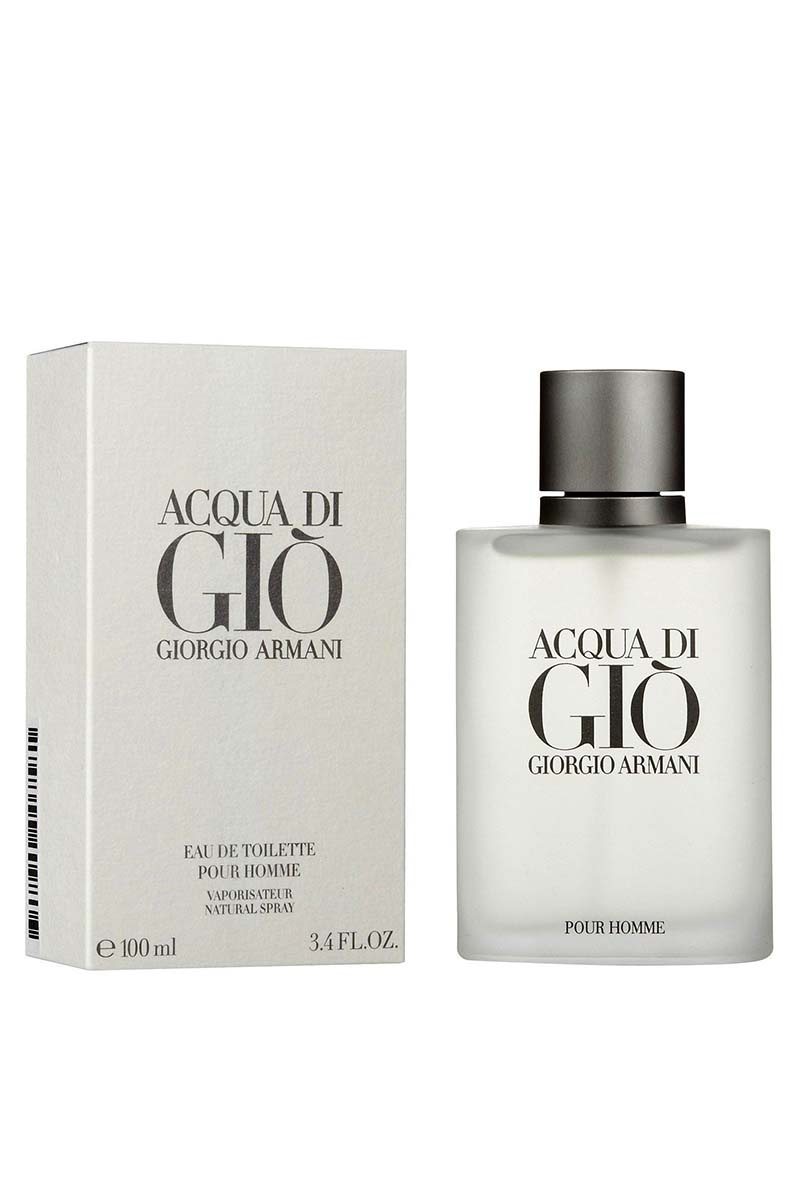 Giorgio Armani Acqua Di Gio Eau De Toilette For Men 100 ml