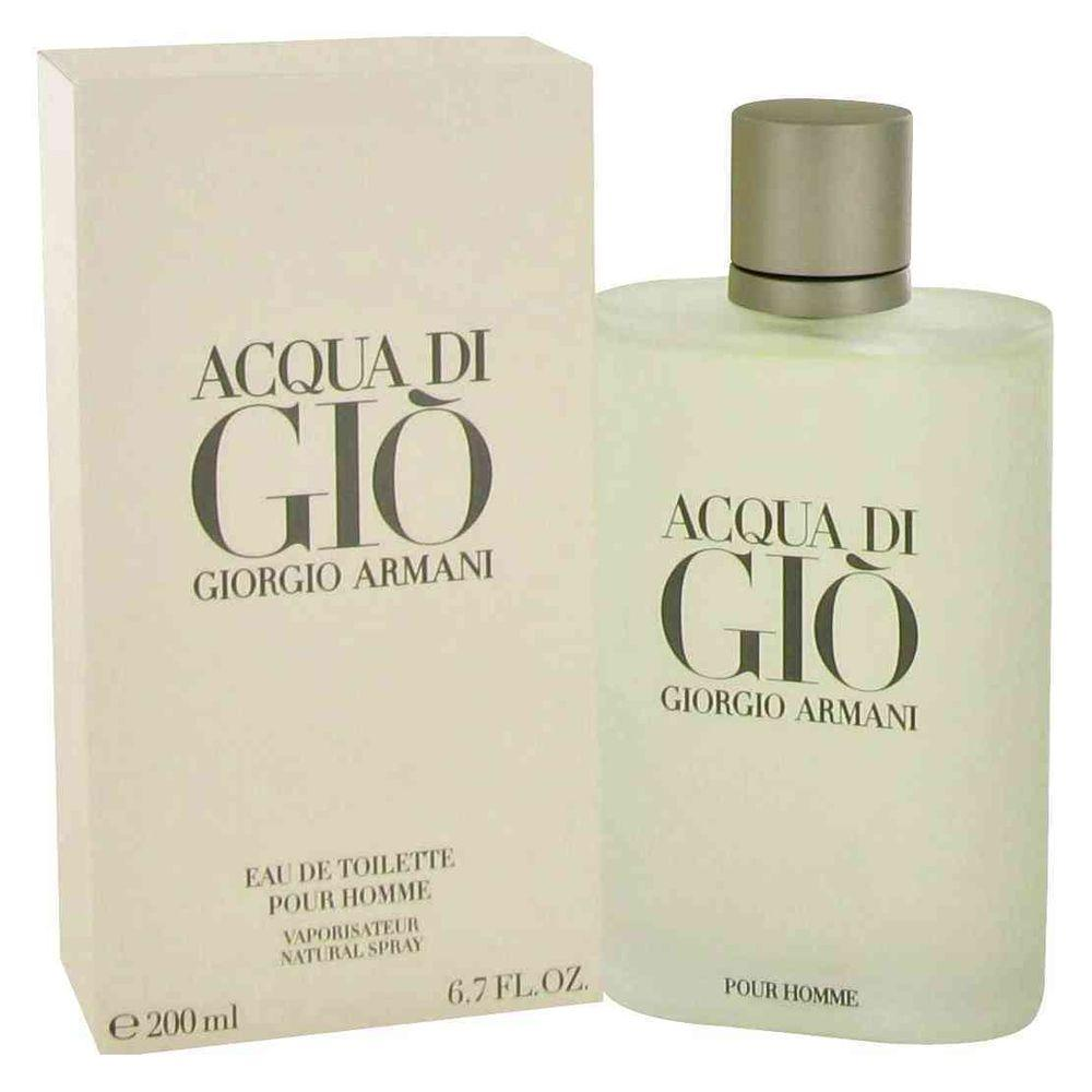 Giorgio Armani Acqua Di Gio Eau De Toilette For Men 200 ml