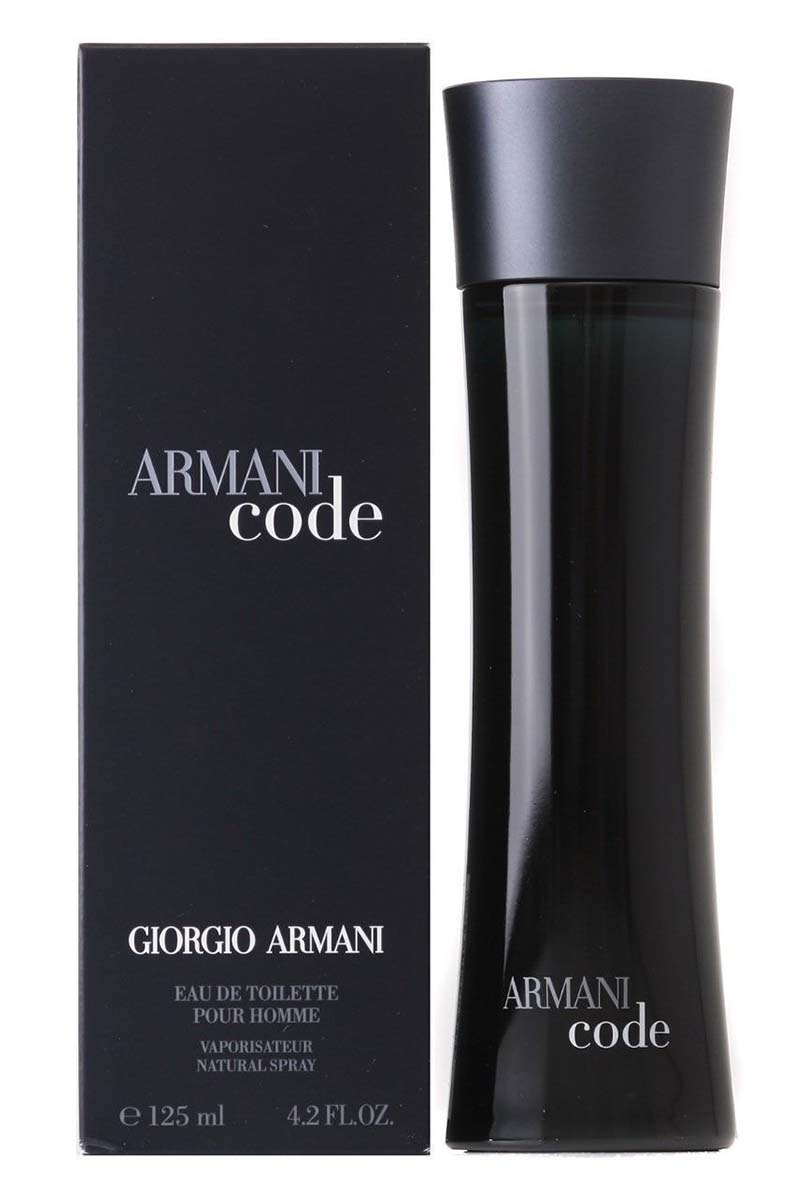 Giorgio Armani Code Eau De Toilette For Men