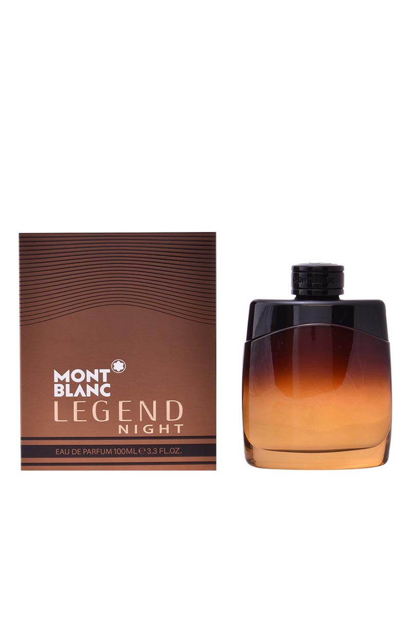 Mont Blanc Legend Night Eau De Toilette For Men 100 ml