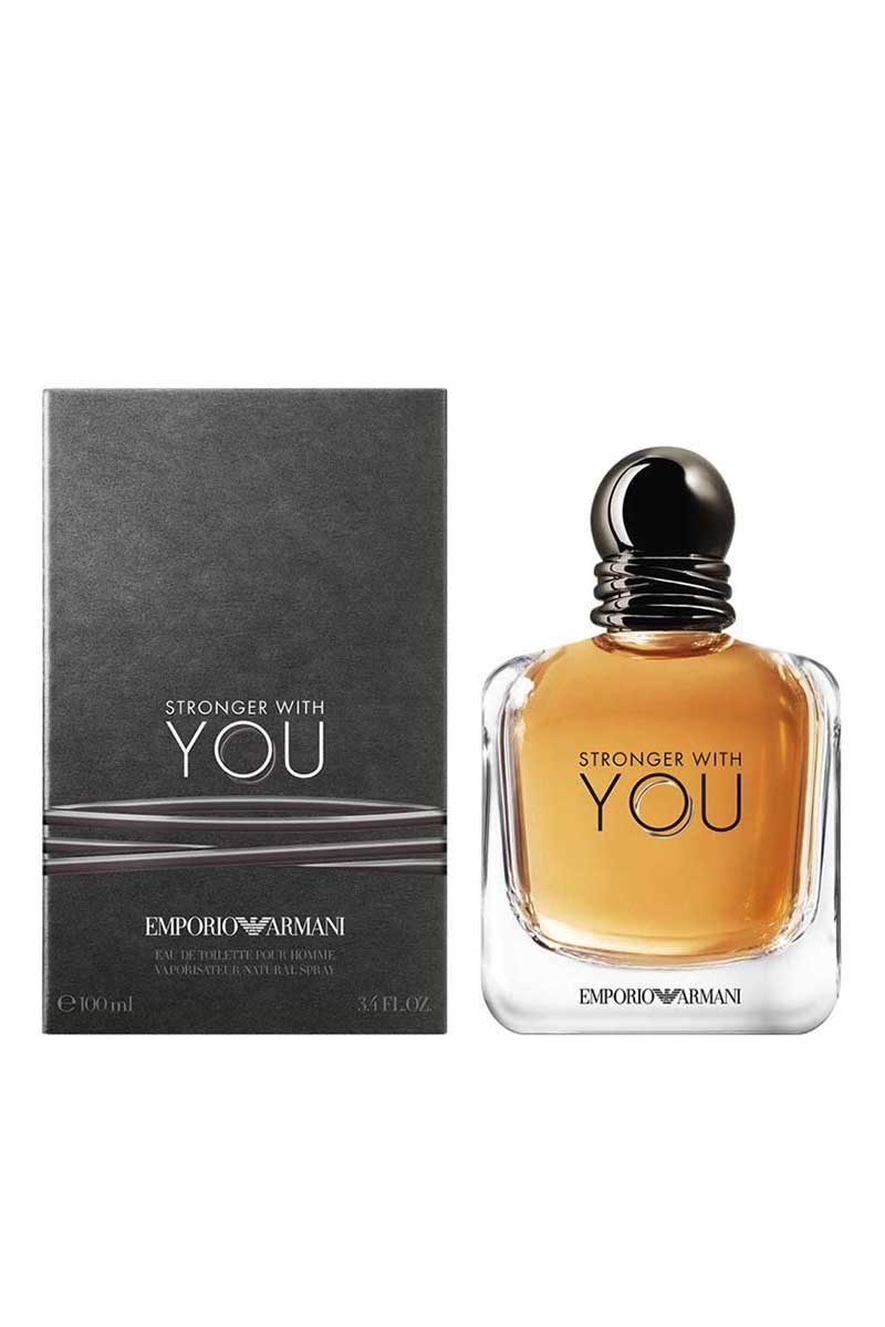 Giorgio Armani Stronger With You Eau De Toilette For Men 100 ml