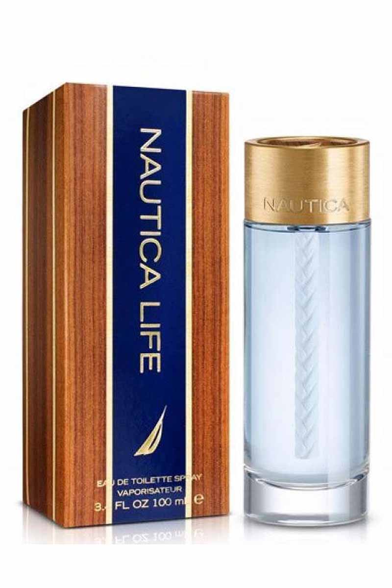 Nautica Life Eau De Toilette For Men 100 ml