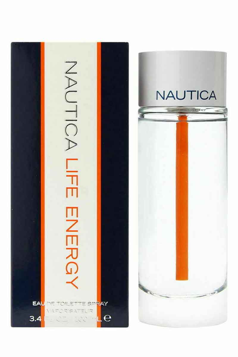 Nautica Life Energy Eau De Toilette For Men 100 ml