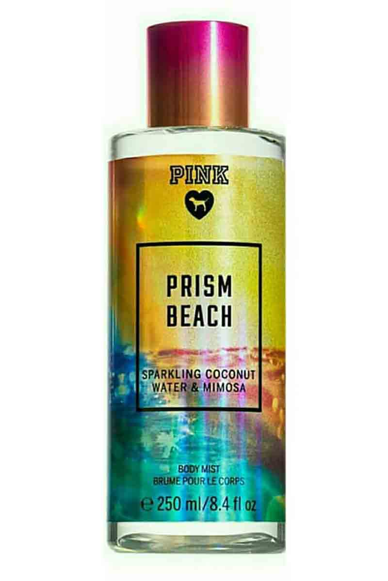 Victoria's Secret Pink Prism Beach Fragance Mist For Woman 250 ml
