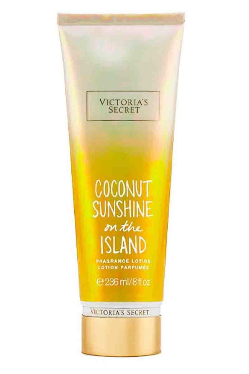 Victoria's Secret Coconut Sunshine Body Lotion For Woman 236 ml