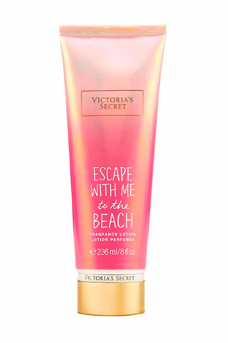 Victoria's Secret Escape With Me Beach Body Lotion For Woman 236 ml